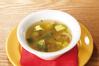 ひよこ豆とハラペーニョのスープ