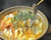 カキチゲ鍋