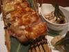 奥丹波鶏とおこげのサクサクチーズ焼き