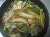 とんとろ野菜炒め
