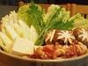 宮崎地鶏の鶏鍋コース