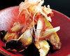 泉州水茄子と茗荷のサラダ