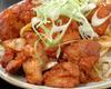 鶏唐揚げネギソース