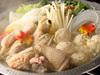 九州産 みつせ鶏のあっさりコラーゲン鍋