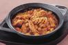 トリッパとエジプト豆のトマト煮 ミラノ風