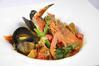 リヴォルノ風 魚介類のトマトスープ カチュッコ