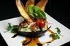 パルマ産プロシュートとアボガドのポテトサラダ