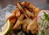 播州百日地鶏のグリル 柚子胡椒の香り