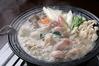 名古屋コーチン スープ鍋コース