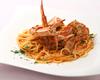 ・渡りガニのトマトクリームスパゲティ