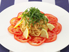 ・タラコと焦がしバターのスパゲティ
