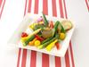 ・彩り野菜のバーニャカウダ 2色ソース