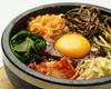 石焼き野菜の牛味噌ビビンバ