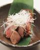 桜島鶏のふわとろ白レバー煮