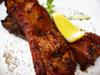 豚スペアリブ特製黒胡椒焼き