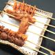 モンゴル風串焼き5種盛合わせ