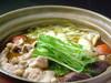 麦豚と野菜の味噌鍋