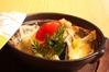 手作り 黒ごま豆腐のチーズ焼き