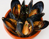 ベルギー名物 ムール貝のワイン蒸し
