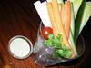 生野菜スティック