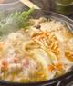 ハーブ豚の担々キムチ鍋