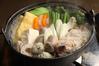 贅沢塩ちゃんこ鍋