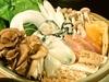 牡蠣とほうれん草の柚子胡椒鍋