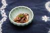 穴子の肝の山椒煮