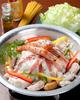 イベリコ豚のプロヴァンス風トマト鍋