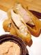 ササミとチーズの写楽春巻