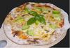 アボガドとアンチョビのピザ