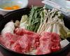 120分国産牛・豚すき焼き食べ放題SP