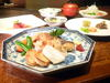 魚介の鉄板焼Set