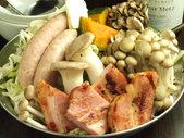 秋のバル鍋