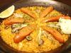 Chorizo チョリソのパエリア
