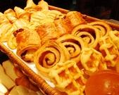 AOCバターたっぷり焼き立てパン