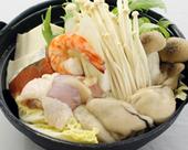 牡蠣入り寄せ鍋