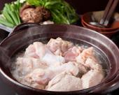 若鶏のヘルシー水炊き鍋