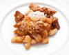 白インゲン豆とトリッパの煮込み