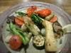こだわり野菜のグリル盛合せ