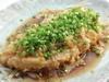 ロース天ぷら 葱おろしポン酢