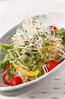大根と水菜のサラダ 香味ドレッシング