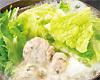 桜姫鶏の自家製つくね鍋