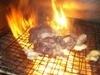 宮崎地鶏もも炭火焼