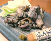 知覧鶏の炭焼き