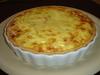 グリュイエールチーズたっぷりキッシュ・ロレーヌ