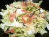 桜エビと塩こんぶのしゃきしゃき白菜サラダ