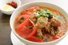BUN RIEU カニと肉入り卵トマト麺