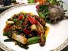 冬牡蠣の豆鼓炒め