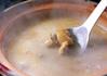 比内地鶏水炊き鍋